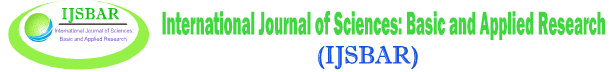 International Journal of Sciences: Basic and Applied Research (IJSBAR)