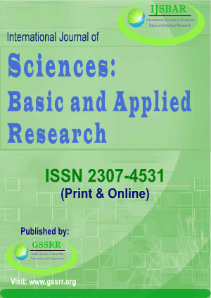 International Research Journal Of Science Arts And Commerce